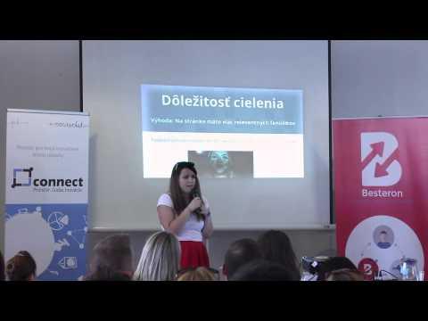 Zuzana Tvarošková - Čo vie Tvaroh o social media - BarCamp Bratislava 2015