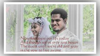 I promise (Wedding song by Cece Winans)