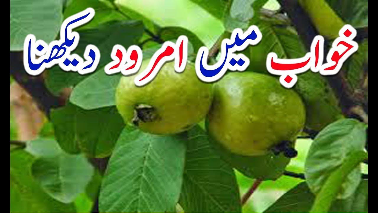 Khwab Mein Amrood Dekhnay Ki Tabeer#islamic dream interpretation