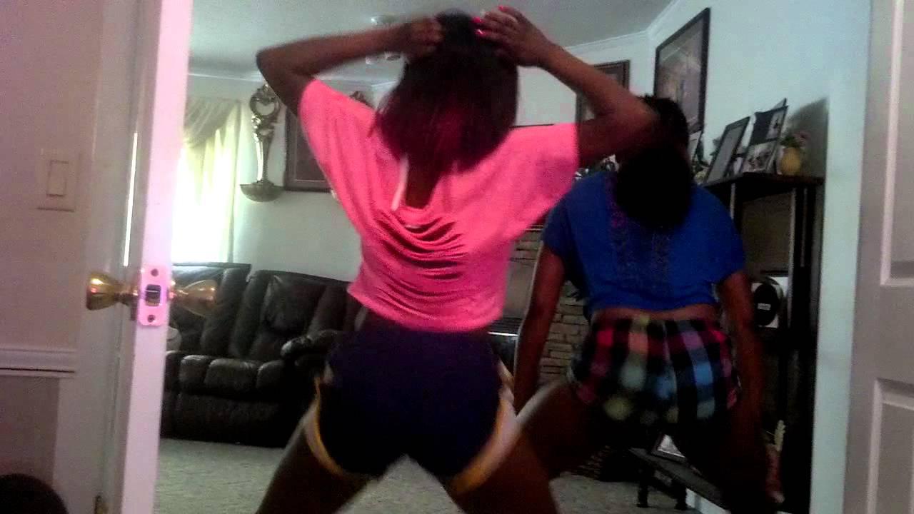 us twerking to (wop)lil chuckee - youtube