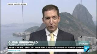 "Did Snowden's leaks help jihadists to encrypt communication? ""A blunt lie"", Glenn Greenwald says"