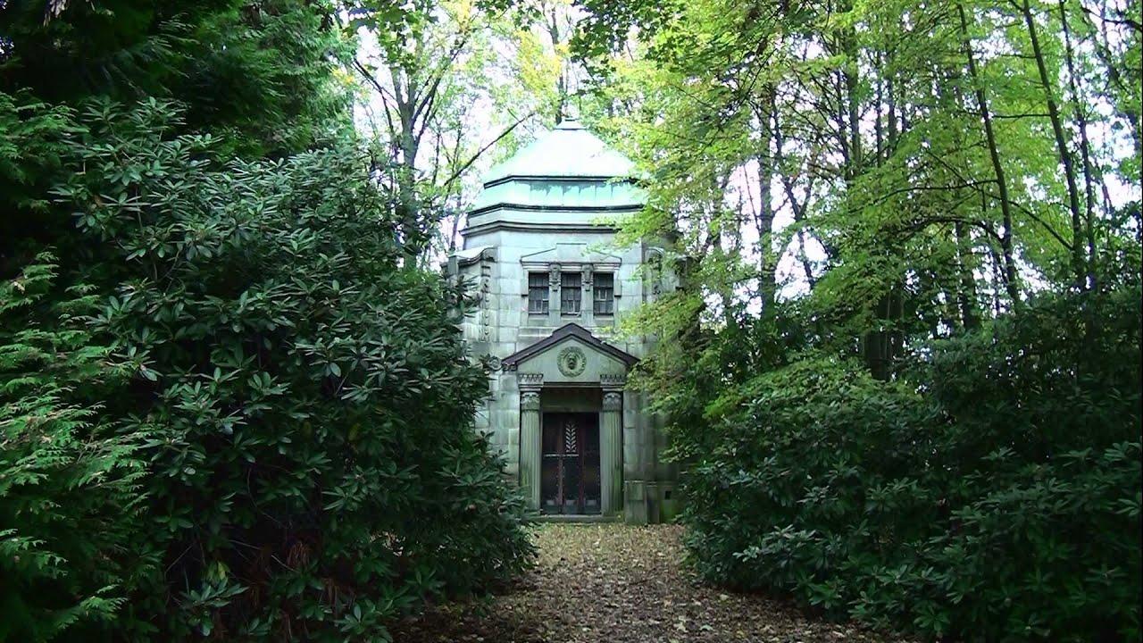 Friedhof In Hamburg