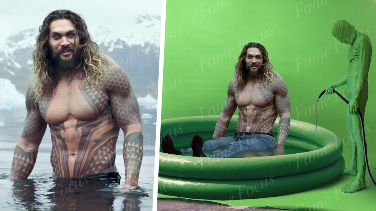 Download Surprising Techniques Used On the Set of Aquaman - VFX Breakdown