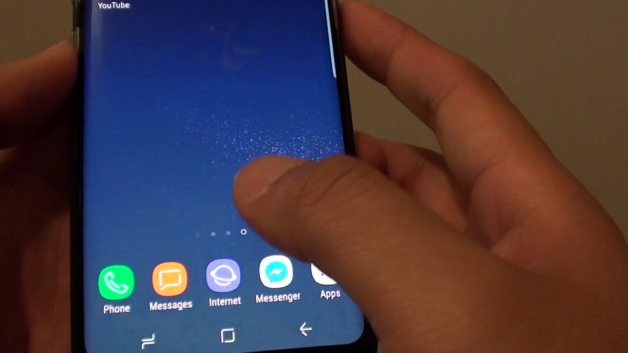 Samsung Galaxy S8: How to Enable / Disable Direct Call