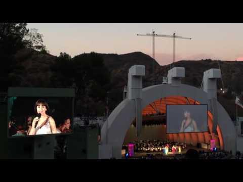 'I Won't Say I'm In Love' Susan Egan Hollywood Bowl 6 6 16
