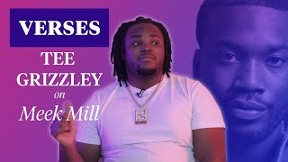 "Tee Grizzley breaks down his favorite lines and lyrics from ""Polo &..."