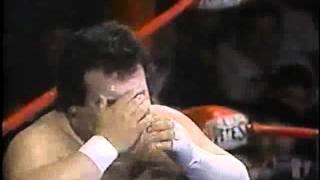 CMLL   11 3 91   Brazos vs Super Astro, Volador &amp  Kato Kung Lee