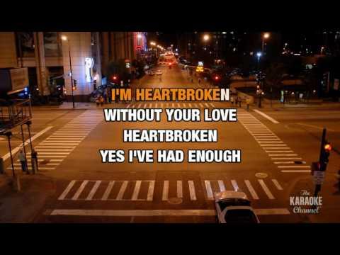 Heartbroken in the style of T2 feat. Jodie Aysha | Karaoke with Lyrics