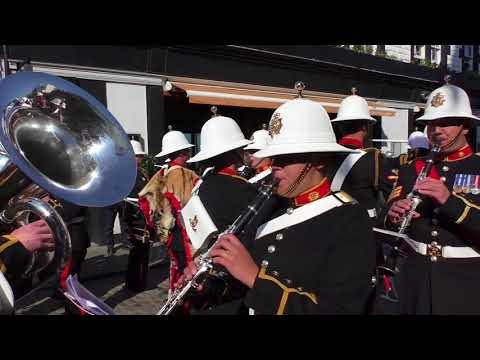 HM Royal Marines Band - Voice of The Guns