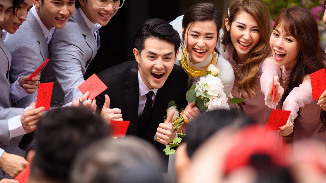 Đám cưới sang trọng của ĐÔNG NHI, ÔNG CAO THẮNG   BÍ MẬT VBIZ