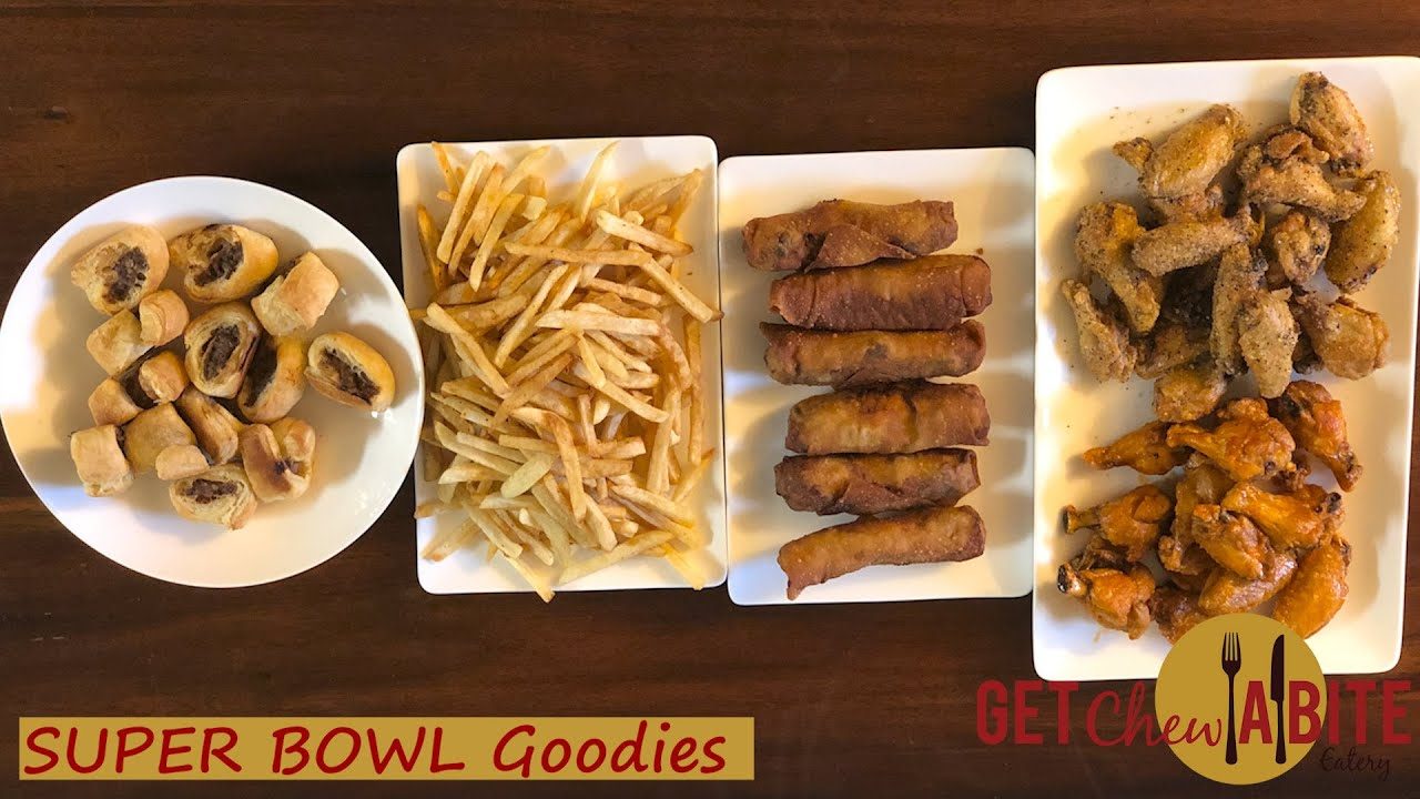 Top 10 Favorite Super Bowl Food Recipes - Hoosier Homemade |Super Bowl Goodies