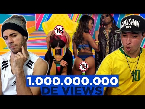 1BILHÃO DE VIEWS  Jason Derulo - Swalla feat Nicki Minaj & Ty Dolla $ign