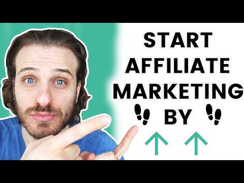 How To Start Affiliate Marketing For Beginners (Step By Step Guide)