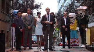 MEXCAT INAUGURACIÓN DE CASA MÉXICO