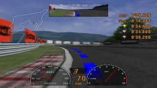 Gran Turismo 3 - A Spec Licence B5