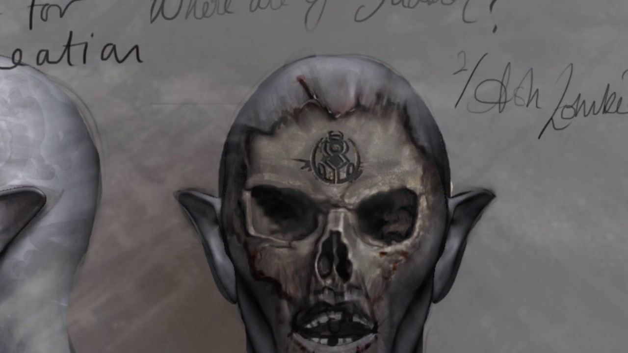 Macabre Scrolls Lore: Morrowind Ep 5 Sixth House Ash Creatures!