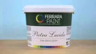 Интерьерный декор FERRARA PAINT PIETRA VECCHIO(Интерьерный декор FERRARA PAINT PIETRA VECCHIO Материалы для нанесение декора: http://vivatdecor.com/produkty/ferrara-paint-pietra-lucida/ ..., 2015-10-20T14:33:19.000Z)