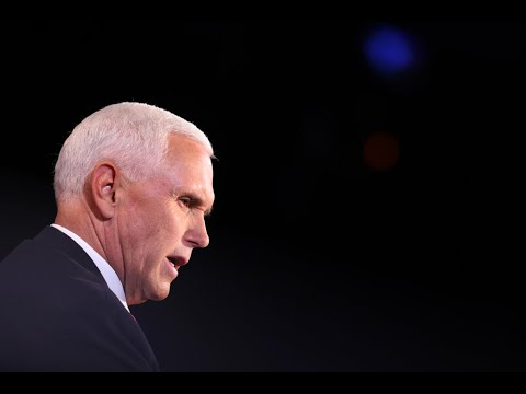 Vice President Mike Pence seeks dismissal of suit aiming to overturn ...
