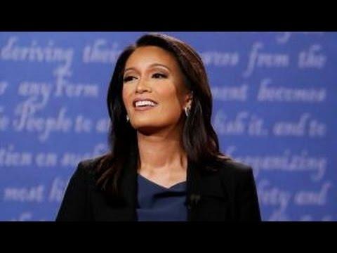 Did Elaine Quijano lose control of vice presidential debate?