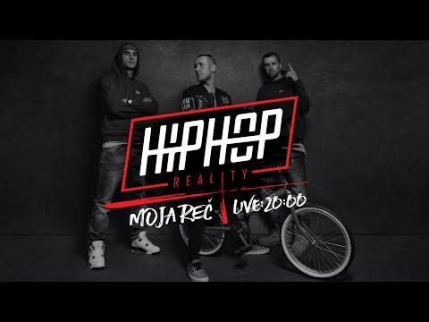 HIP HOP REALITY WAGON TOUR  #52 - MOJA REČ |HANDLOVA|