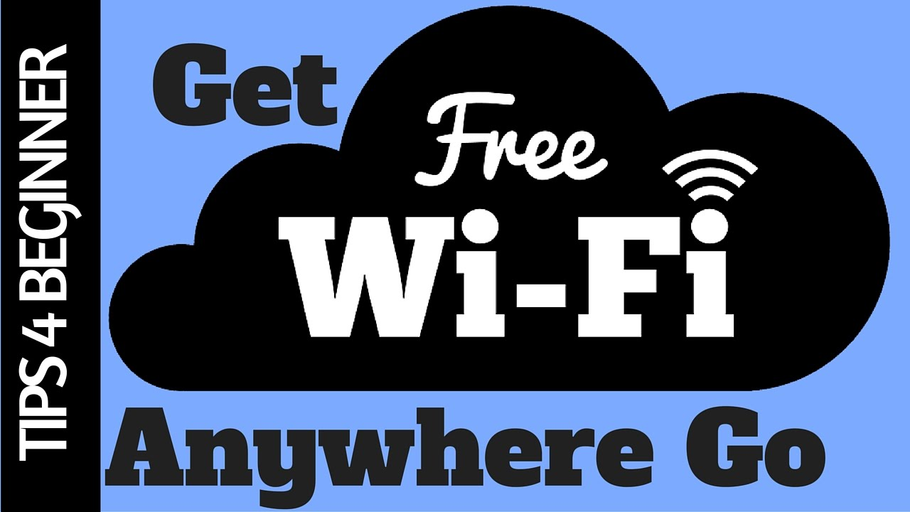 How To Get Free WiFi Anywhere Anytime Access WiFi Map App Review - Free wifi near me map