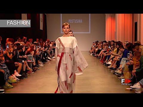 POSTUSHINA Spring Summer 2019 Ukrainian FW - Fashion Channel