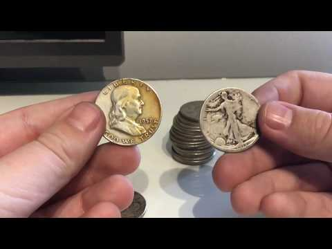APMEX Half Dollar Double Feature - 101-year-old Silver!!