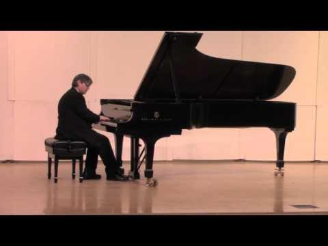 Sonata In Dischord - Atonal Piano Composition