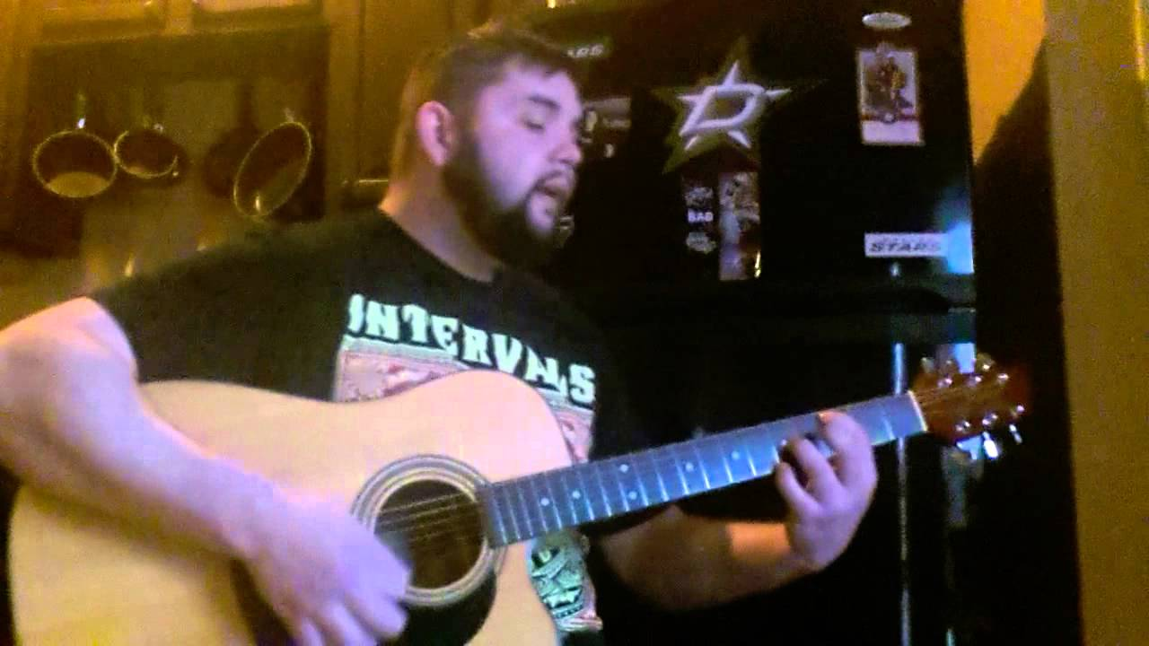 Deftones - Knife Party (acoustic cover) - YouTube