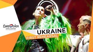 Go_A - Shum - First Rehearsal - Ukraine 🇺🇦 - Eurovision 2021