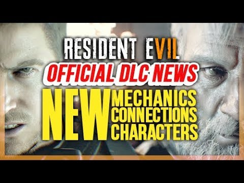 Resident Evil 7- Not A HeroEnd Of Zoe DLC  ALL THE NEW DETAILS