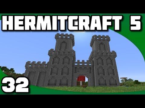 Hermitcraft 5 - Ep. 32: The Main Gates