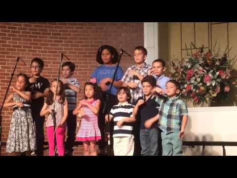 Kid's Singing