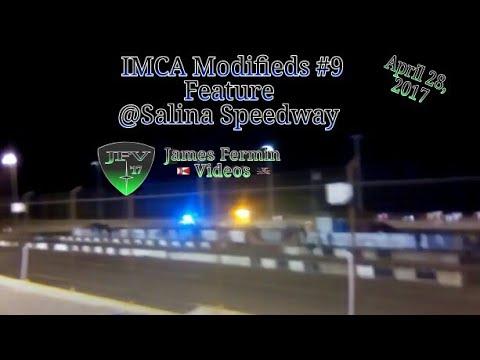 IMCA Modifieds #7, Feature, Salina Speedway, 2017