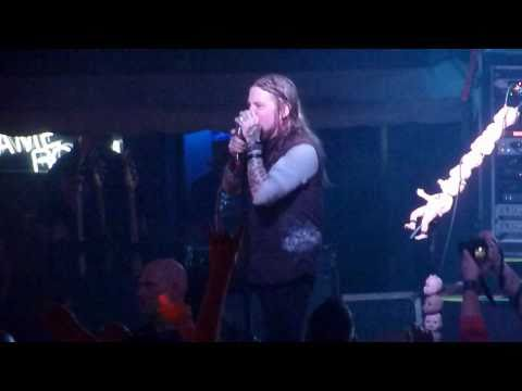 Drowning Pool - Enemy, Live at Piere's, Ft. Wayne, IN 4/8/2011