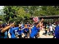 Joget bareng jalan sehat Bersih Desa Tambak asri-Tajinan-Malang-2017