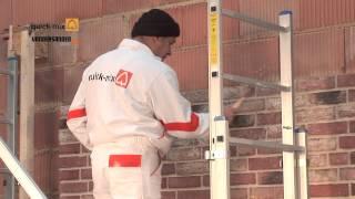 Murowanie elewacji z cegły ręcznie formowanej