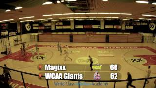 Magixx U20 vs Giants U20