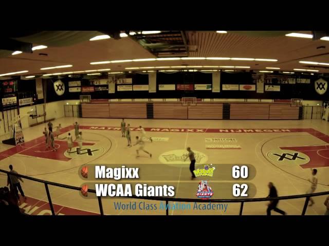 Magixx U20 vs Giants U20