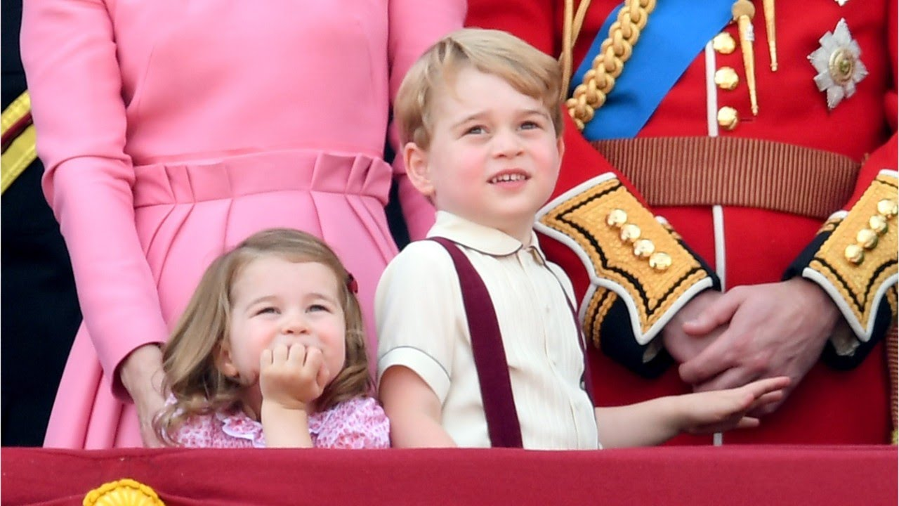 William and Kate are bringing the kids on their next royal tour ...