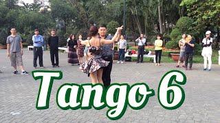 Tango bài 6 - CLB Khiêu vũ Nhịp sống vui