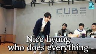(ENG sub) [V LIVE] BTOB - All of BTOB members are realisticfriends