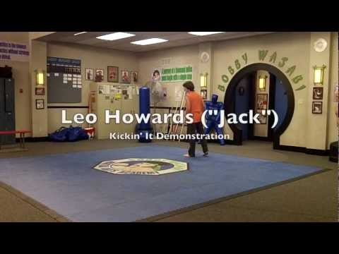 Kickin' It: Leo Howard (