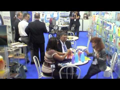 Italian Cleaning companies at ISSA Interclean 2010