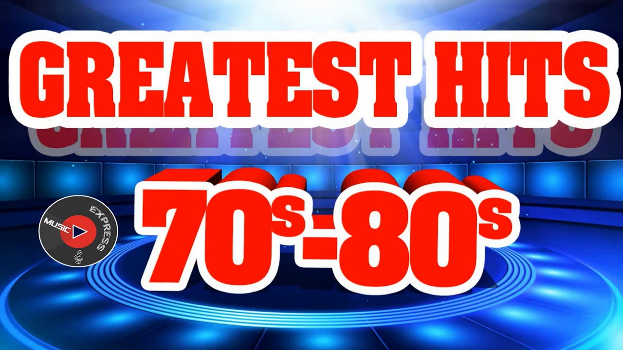 Oldies but Goodies 70's & 80's NONSTOP - Greatest Hits of 70s and 80s - 70's &