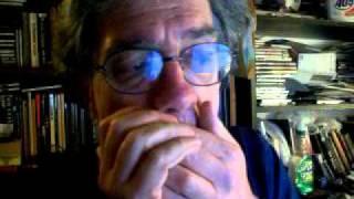 BLUES IN C, harmonica in F