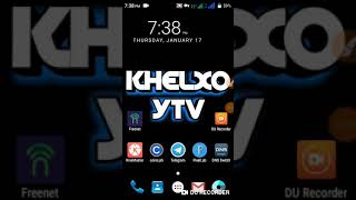 How to Fix Lag to any android phone and games.