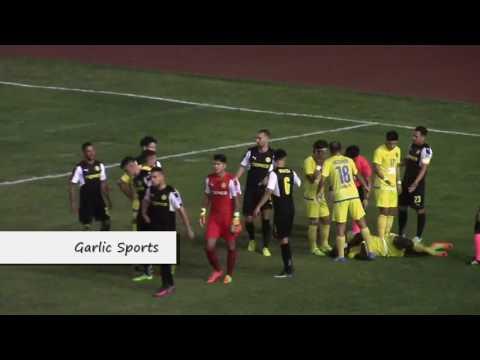 Philippines Football League: Global Cebu FC vs Ceres Negros FC Highlights 7-5-17