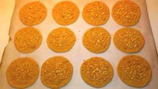 Cashew Butter Cookies Recipe - Made With Jif Cashew Butter