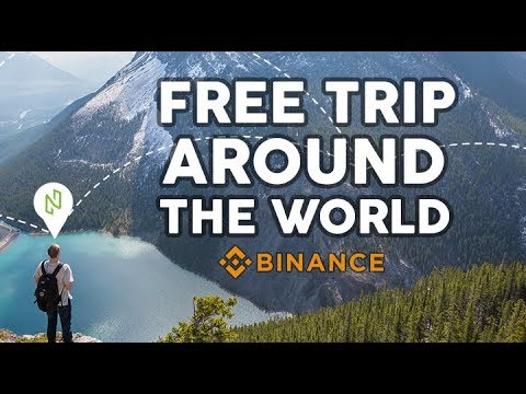 How to Win a Trip Around the World Trading Crypto ($80.000 Prize)